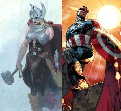 female-thor-black-captain-america